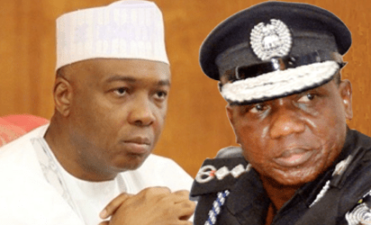 """Don't interfere with investigation, Police warns Saraki as it replies him over """"unverifiable allegations"""" against IGP"""