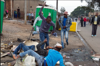 Killings in South Africa: Presidency urges review of early warning signal