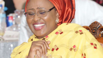 Use modern methods to raise children with special needs, Aisha Buhari tells caregivers