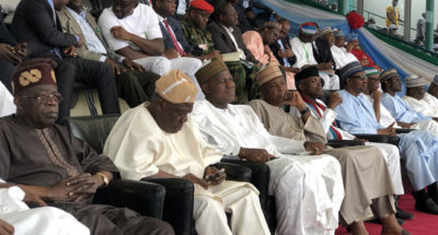 UPDATES: Stage-by-stage account of APC National Convention as Party elections extends to second day