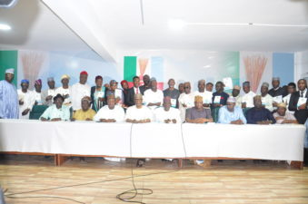 Congresses: Odigie-Oyegun charges new state chairmen on President Buhari re-election
