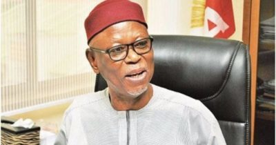 Oyegun withdraws from APC chairmanship race