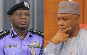 BREAKING: Police invites Saraki for questioning, as arrested criminals say they are his thugs