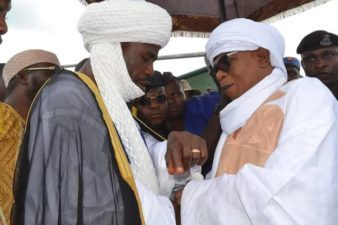 Deji of Akure hosts Muslims to Iftar in Palace