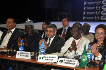 Consider Nigeria your 2nd home, President charges tourists, investors as he opens tourism meet