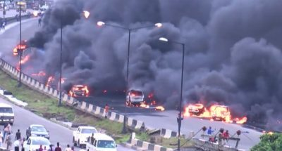 Lagos Fuel Tanker Accident: Obasa condoles with victims' families