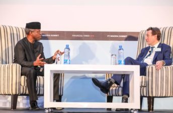 How FG's investment in infrastructure will improve local manufacturing capacity – Osinbajo