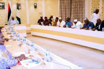 June 12: APC Governors congratulate President Buhari