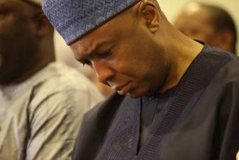 Ousting Nigeria, not Buhari from power Saraki's goal – BACN