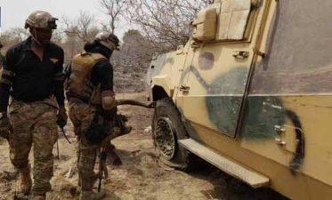 Troops kill 20 bandits in Zamfara, destroy several camps