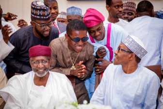 We are trying very hard to normalize situation for you, Buhari tells youths