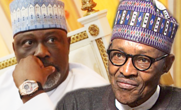 2018 Budget: Embattled Dino Melaye reacts to Buhari's statement against NASS on Budget