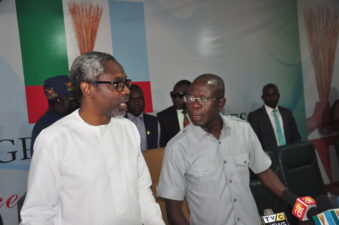 """APC NWC meets Party's House of Reps Caucus, as Gbajabiamila reveals """"PDP offering bribes to our members"""""""