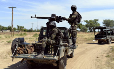Jubilation in Bama after troops repelled attack