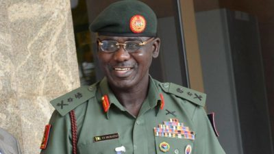 Boko Haram: Nigerian Army hands over 183 children to UNICEF