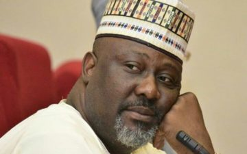 We will continue the siege on Melaye's house until he surrenders himself – Police