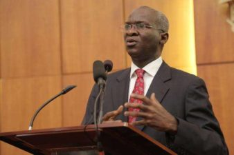 President Buhari has approved disbursement of looted funds for roads infrastructure in 36 states – Fashola