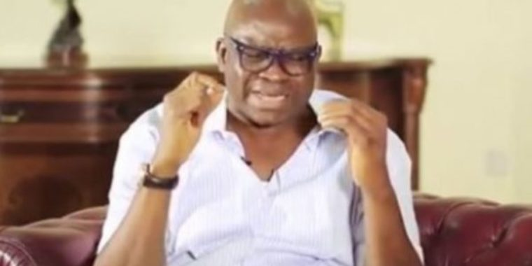 Fayemi lifts Fayose's embargo on Eco, GT and Zenith Banks in Ekiti