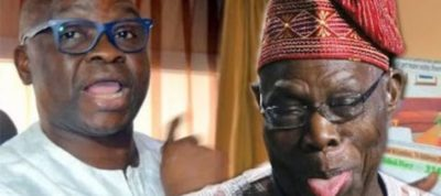 Fayemi's victory is defeat of Obasanjo, Fayose – Presidency