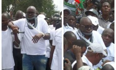 Fayose: The last kicks of a dying horse