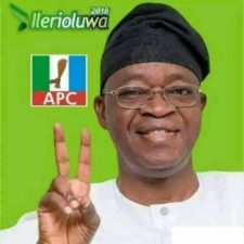 BREAKING: Oyetola beats Reps' Deputy Speaker Lasun, others, clinches Osun APC governorship ticket
