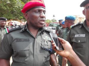 Ekiti Poll: DIG assures residents of level playing ground