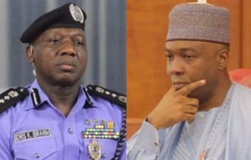 Offa robbery: Saraki not yet out of trouble, as Police insists his statements show he has a case to answer