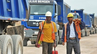 Contractors say it's now time to complete Lagos-Ibadan Express Road, as Buhari mobilizes them