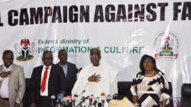 Nigeria's Government launches National Campaign Against Fake News