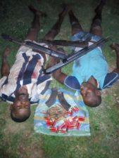 Police gun down 2 suspected armed robbers in Ogun
