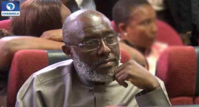 Metuh: Justice Abang orders FG to arraign lawyer, 3 Channels TV staff