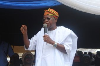 With deep humility and a sense of duty, I accept your verdict as APC flag bearer – Oyetola