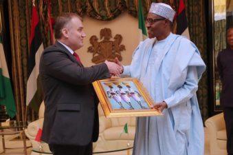 President Buhari lauds educational ties between Nigeria, Belarus