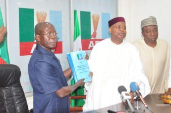 APC National Convention Appeal Committee submits report
