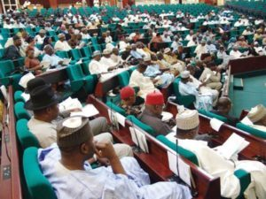 I'm not member of R-APC, House of Reps Member replies to query by constituency