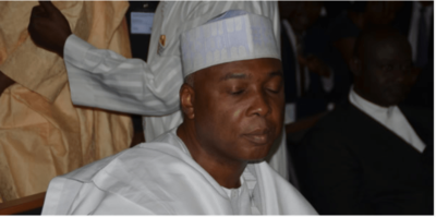 For tampering with 2018 Budget, NASS leader in trouble as protesters call for Saraki's resignation