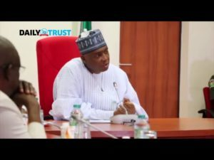 Saraki challenged to tell where he belongs, as APC declares SP's allies, Baraje, others have left its fold