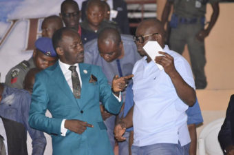Apostle Sulaiman under attack over failed prophesy on Ekiti election