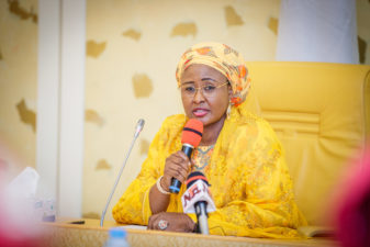 Do more for ordinary Nigerians, Aisha Buhari charges political leaders