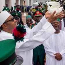 2019 Contest: We didn't confirm Buhari, Osinbajo ticket – Presidency