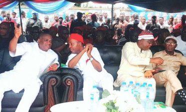 PDP's senatorial capacity dwindles as Ebonyi Senator, ex-minister, 13 others dump PDP for APC