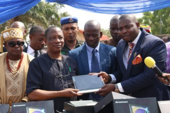 PHOTO NEWS: Ondo State Government working on advanced technologies for effective health service delivery