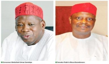 2019: Ganduje dares Kwankwaso to launch campaign in Kano
