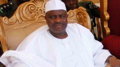 Governor Tambuwal prays for late Kola Animasaun