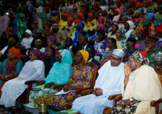 Buhari at Women Aspirants Summit calls for passage of 'Gender and Equal Opportunity Bill'