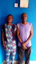 Ogun Police arrests 2 men for homosexual