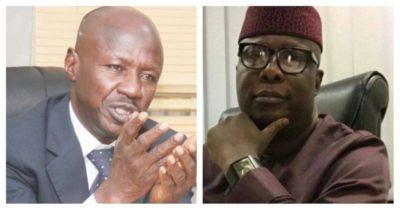 We're not working with Saraki to undermine Buhari, EFCC replies Ojudu