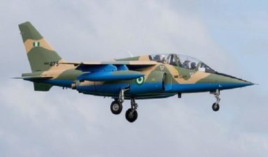 NAF hits more bandit camps in Zamfara