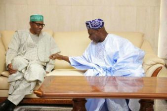 I don't think Obasanjo believes he's being investigated by Buhari, Minister reportedly says