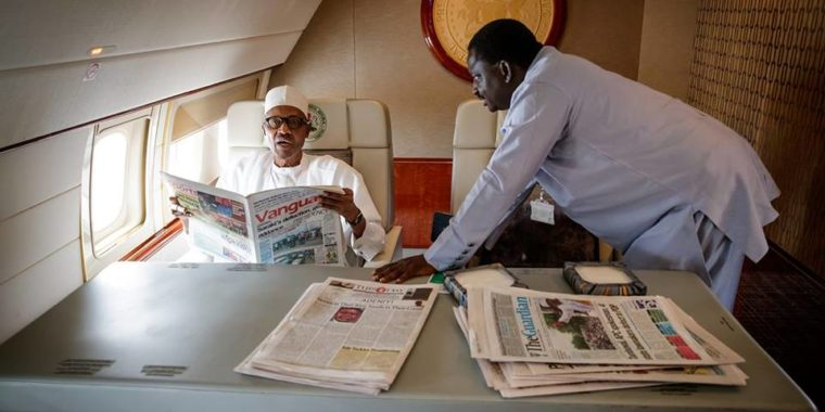PMB's Second Term: Looking back, and looking forward, by Femi Adesina